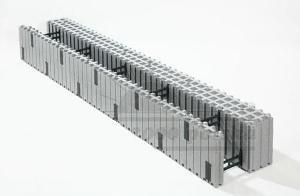 стеновой элемент несъемной опалубки