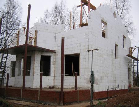 Проект дома АС-50