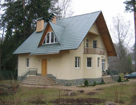 Проект дома АС-9